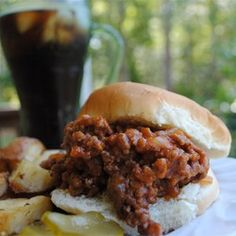 Pennsylvania Coal Region Barbecue Allrecipes.com Clean version - Substitute chopped tomatoes for ketchup, add onion powder, and salt