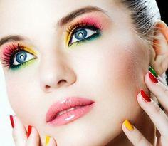 papo serio demulher: Maquiagem para festa junina entre no clima caipira