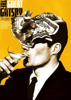 """Los pósters alternativos de """"El Gran Gatsby"""" - el blog de filmin"""