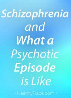 And schizophrenia adult integration sensory