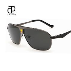 FEIDU Brand Designer Polarized Sunglasses Men Alloy Mens Sun Glasses Driving Fishing Gafas De Sol Hombre Oculos De Sol Mininos