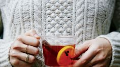 Hot Toddy Pick-Me-Up Recipe | Bon Appetit
