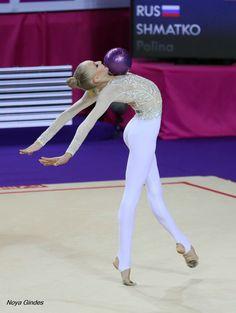 Olena Diachenko (Ukraine), junior, European Championships (Holon) 2016