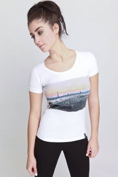 """Blacklabel """"Like & Love"""" T-Shirt von ADDICTED2Berlin auf Etsy"""