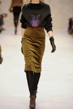 Burberry Prorsum|Beaded wool and cashmere-blend sweater|NET-A-PORTER.COM