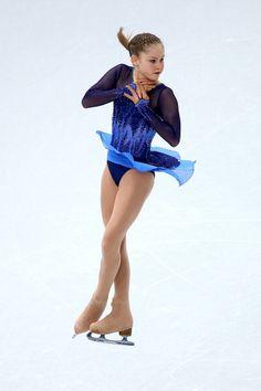 Yulia Lipnitskaya - Short Program - Sochi 2014
