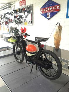 Garage - Build: Vespa Ciao Custom Build