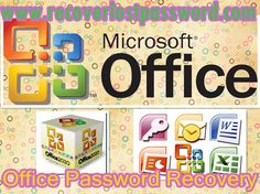 Do you know how to recover Microfot Office password in Office 97,2007, 2010, 2013? You can get answers from this photo.
