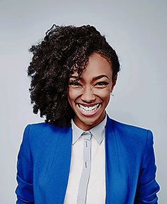 Sonequa Martin-Green - Sasha Williams, The Walking Dead