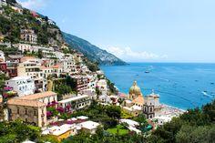 アマルフィ世界一美しい海岸と南イタリアの美食を訪ねる