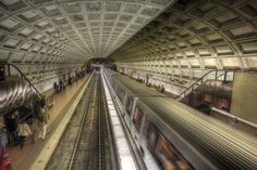 Smithsonian Metro Station Photograph  - Smithsonian Metro Station Fine Art Print