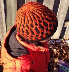 Uljhan beanie: Knitty.com - Deep Fall 2014