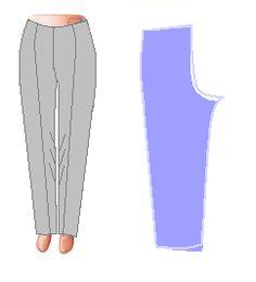 Sewing Dress, Sewing Pants, Sewing Clothes, Diy Clothes, Easy Sewing Patterns, Clothing Patterns, Sewing Tutorials, Dress Patterns, Sewing Alterations