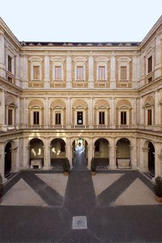 palazzo farnese courtyard - Google Search