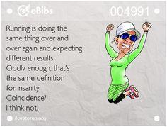 Coincidence? I think not. Get more running motivation on Favorite Run Facebook page - https://www.facebook.com/myfavoriterun