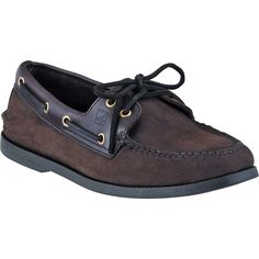 Men's Authentic Original Boat Shoe in Brown Buc by Sperry Top-Sider Liverpool, Sperry Top Sider Men, Sperry Boat Shoes, Sailing Shoes, Leather Boat Shoes, Shoe Shop, Casual Shoes, Casual Sneakers, Men's Shoes
