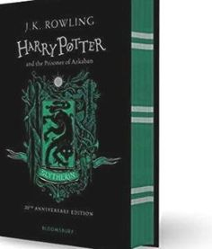 Harry Potter and the Prisoner of Azkaban – Slytherin Edition