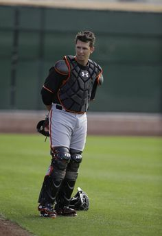 Buster Posey 2015 Spring Training