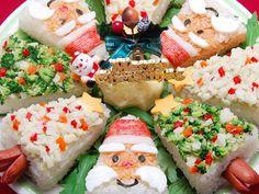 Xmas Food, Christmas Cooking, Christmas Recipes, Christmas Eve, Holiday, Japanese Dishes, Japanese Food, Baby Food Recipes, Cooking Recipes