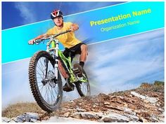 Check out our professionally designed Mountain bike PPT template. Download our Mountain bike PowerPoint presentation affordably and quickly now. Get started for your next PowerPoint presentation with our Mountain bike editable ppt template. This royalty free Mountain bike Powerpoint template lets you to edit text and values and is being used very aptly for mountain bike, biker, hill, cyclist, bicyclist, sports and such PowerPoint Presentations.