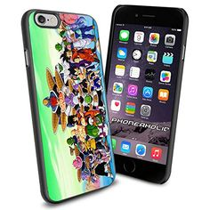 Dragon Ball Comic (Manga) Dragonball #27 , Cool iPhone 6 Smartphone Case Cover Collector iphone TPU Rubber Case Black 9nayCover http://www.amazon.com/dp/B00W5XR0YO/ref=cm_sw_r_pi_dp_Mwpsvb0NWPNVN