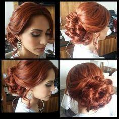 Peinado #MarielaSOUSA