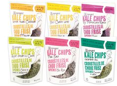 Solar Raw Food™Ultimate Kale Chips™ | Ecoideas® | Natural Health Products
