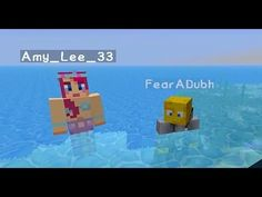 This videos really cool! And look how cool it is under water! - For more rad minecraft stuff check out minecrafttoystore.com