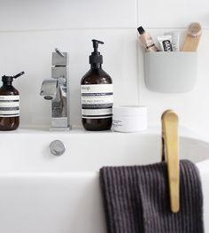 Journelles Maison –Projekt: Badezimmer aufhübschen!