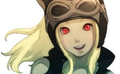 Kat Spy Face - Pictures & Characters Art - Gravity Rush