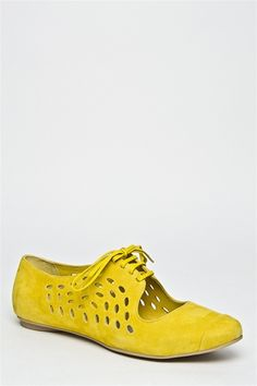 0e086efe1f3 Camper - 21607 Holly Flat Shoe - Yellow..would work beautifully with a black