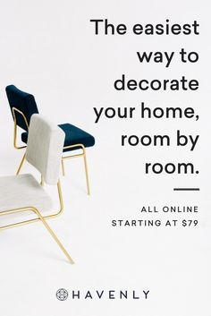 Want to transform your home? Work with an interior designer for $79-199 per room and watch your home come together!