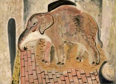 """""""The Animals of David Jones"""" at Ditchling Museum of Art and Craft from 24 October 2015 – 6 March 2016."""