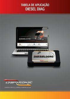 Capa Tabela de Aplicação DieselDiag - Chiptronic