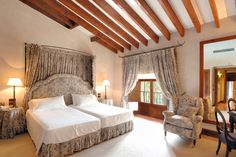 We offer you our long life experience of staying on the island of Mallorca, we will arrange your stay to fit you perfectly and manage all neccessary services at your convinience. Gran Hotel, Gallery, Bed, Furniture, Home Decor, Large Photos, Country Cottages, Photo Galleries, Trendy Tree