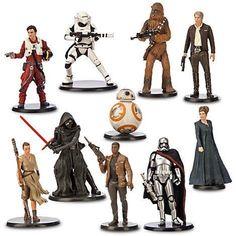 10 x PROTECH noir vintage Star Wars Action Figure Display Stands Nouveau