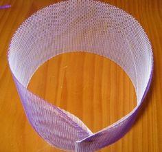 un tuto pour confectionner des noeuds de dcoration pour les voitures du cortge du mariage - Noeud Pour Voiture Mariage Tulle