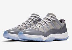 fe80ae0510977b Where To Buy Air Jordan 11 Low Cool Grey  thatdope  sneakers  luxury