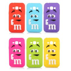 2016 J1 Cute Lovely 3D Cartoon Chocolate Beans Soft Silicone Back Case Cover For Samsung Galaxy J1 J100 //Price: $US $2.69 & FREE Shipping //     #ipad