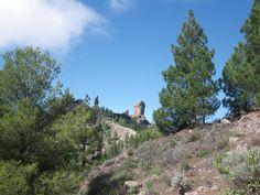 Roche Nublo-Gran Canarias