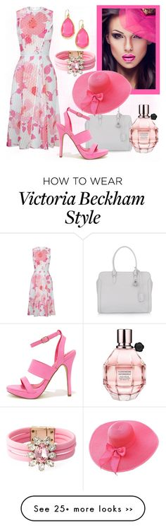 """Victoria Beckham Dress"" by hastypudding on Polyvore"