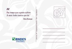 """[verso] """"Faz tem que a gente cultiva a mais linda roseira que há."""" - roda viva . 67 . complementar dividido . 2014 . Jorge Alencar"""