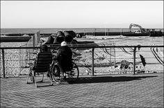 Seaside view - photography by Marleen Hallaert