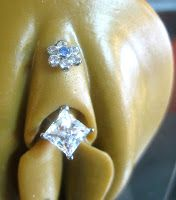 Sexy boiled egg cups