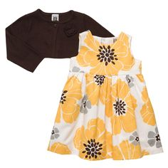 Sateen Dress Set- Cute dress from Carters! Maybe in the size for late spring, early summer, or for next Autumn? Carters Baby Girl, Cute Baby Girl, Cute Little Girls, Dress For Girl Child, Little Girl Dresses, Girls Dresses, Toddler Outfits, Kids Outfits, Baby Girl One Pieces