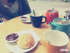 DAY 21: Tea Time !  #bellessoeurs #sobritish