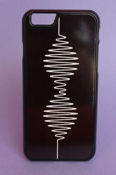 AM Sound Waves Phone Case