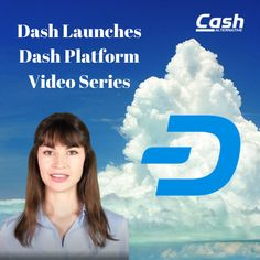 "Dash Launches Dash Platform Video Series The Dash Core Group, in partnership with Amanda B. Johnson, launched the first in a new explainer series about the upcoming Dash Platform network upgrade. In a video entitled ""Dash is Becoming a Cloud"", Ms. Johnson mentioned Dash's new capabilities and the reasons that these upgrades will be possible. Thanks for watching! #dash #dashnation #bluehearts💙 #bitcoin #blockchain #crypto #defi"