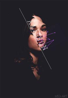 teen wolf - Allison argent