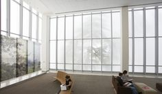 Henry Madden Library, California State University at Fresno Shading Device, Tropical Architecture, House Deck, Glass Floor, Light Rays, Exterior, Facade Design, Diffused Light, Building Materials